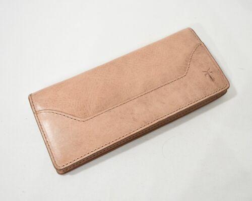 Bi-Fold Wallet. NWT Frye Melissa Slim Leather Wallet in Dusty Rose