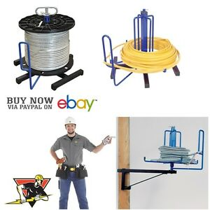 Madison Electric Cable Reel Entry Wire Spool Racks Electrician Tools ...