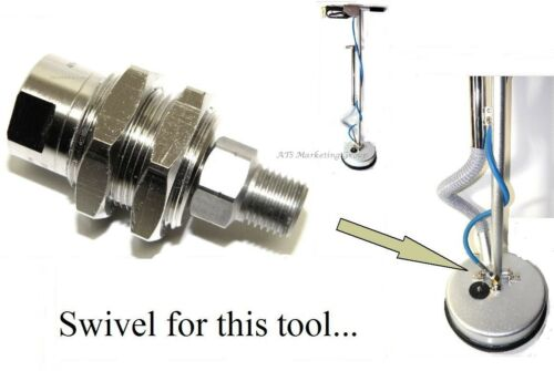 Swivel Replacement for Tile /& Grout Tool Carpet Cleaning