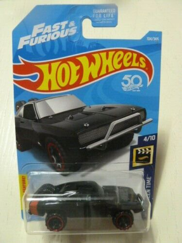 Hot Wheels FAST AND FURIOUS /'70 DODGE CHARGER