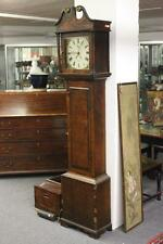 19TH CENTURY OAK TALL CASE CLOCK IN THE CHIPPENDALE STYLE. 19th Centu... Lot 848