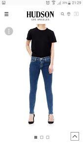 etichette 25 e Nuovissimo Jeans Hudson 29 Taglie 26 Nico con n8xZxIYwqP