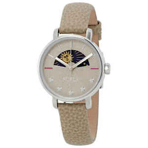 Furla-Rea-Beige-Dial-Ladies-Leather-Watch-R4251118508