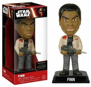 FINN-STAR WARS EPISODIO VII Funko Bobble-Head