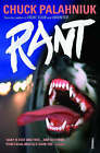 Rant: The Oral History of Buster Casey by Chuck Palahniuk (Paperback, 2008)