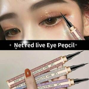 QIC-Beauty-Starry-Sky-Waterproof-Eyeliner-Liquid-Eye-Liner-Pen-Pencil-Makeup
