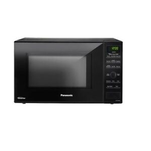 Details About Panasonic Nn Sd654 B 1 2 Cu Ft Countertop Microwave Oven Inverter Technology