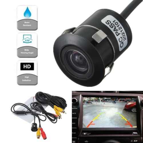 CCD Waterproof Camera Universal HD Car Rear View Back Up Reverse Parking Camera