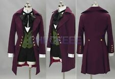 Black Butler Season 2 Earl Alois Trancy cosplay costume