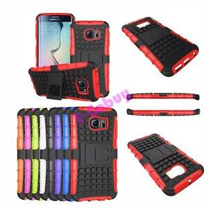 Shock-Proof-Rugged-Armor-Heavy-Duty-Hybrid-Hard-Case-Stand-Cover-For-Samsung