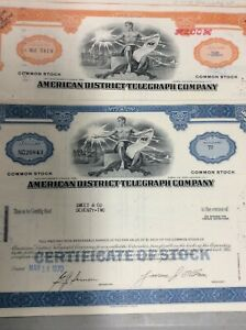 American District Telegraph Company ( ADT Security Systems