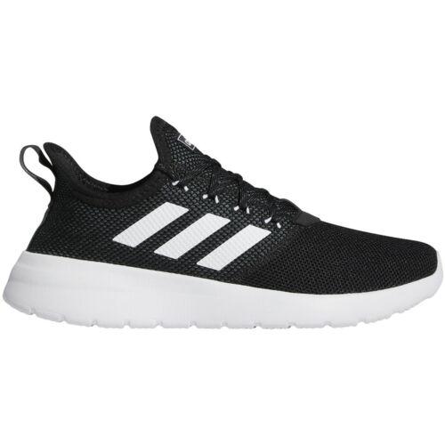 Mens Adidas NEO Lite Racer Reborn Black Sneaker Athletic Shoes F36650 Sizes 9-13