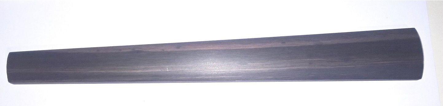 Ebenholz Kontrabässe Griffbrett.Grade C.4 4 Ebony Double Bass fingerboard.