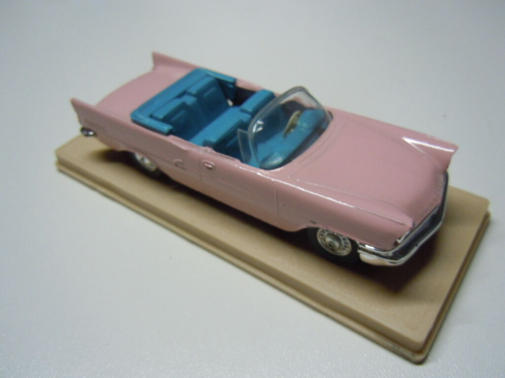 5 x CHEVROLET rare e modelli Chrysler di Vitesse, Eligor, Dinky Toys 1 43