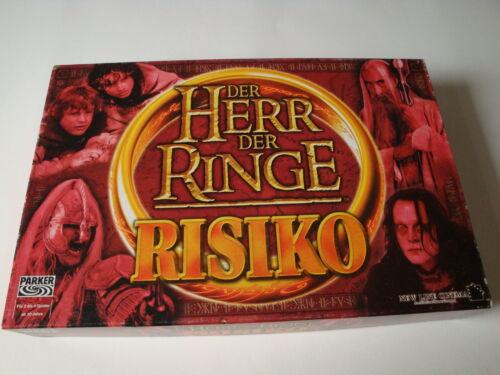 Der Herr der Ringe Edition Risiko