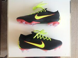 e7f4366b913 NIKE ID MERCURIAL VAPOR XII ELITE FG FOOTBALL BOOTS UK 8.5 US 9.5 ...
