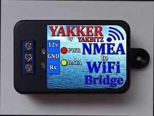 NMEA-to-WiFi-BRIDGE