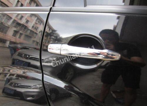 Side Mirror Door Handle Cover trim for 10-14 Mitsubishi Outlander Sport//ASX abs
