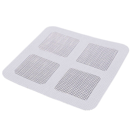 Window Door Screen Net Fix Repair Sticky Patch Self Adhesive Kit Covering Ho ci