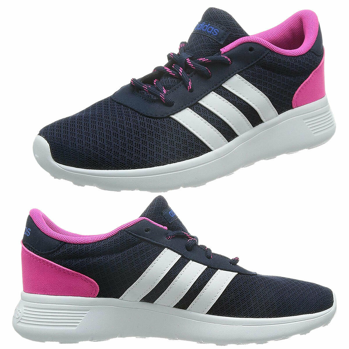adidas Damen Schuhe Neo Sneaker Lite Racer Freizeit
