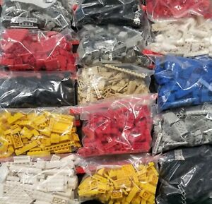 100-LEGO-PIECES-FROM-HUGE-BULK-SORTED-LOT-RANDOM-BARGAIN-CHOICE-OF-COLOR-amp-QTY