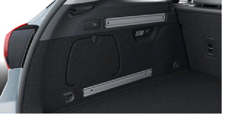 Cruz Kompatibel mit Opel Astra K V ST Fahrzeugspezifischer Stahl Dachtr/äger