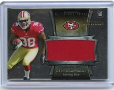 2013 BOWMAN STERLING #BSJRR-ML MARCUS LATTIMORE JERSEY ROOKIE RC #958/1214 49ers