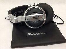 PIONEER HDJ-1000 PRO DJ HEADPHONES - RARE / DISCONTINUED