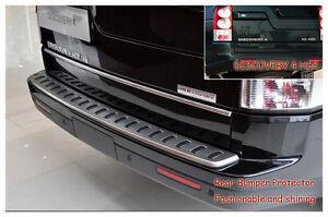 lr3 steel rear bumper