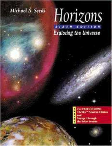 Horizons (International Version) : Exploring the Universe by Seeds
