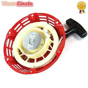 Recoil Pull Starter Champion Power Equipment 196cc 6.5hp Gas Engine Generator