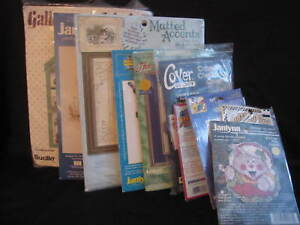 Cat Theme Cross Stitch Kits #2 -Counted, No Count, Stamped-You Pick-Read Listing