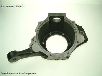 STC434 equivalent ENGINE MOUNT X 2 BLACK POLYURETHANE LANDROVER  ANR1808