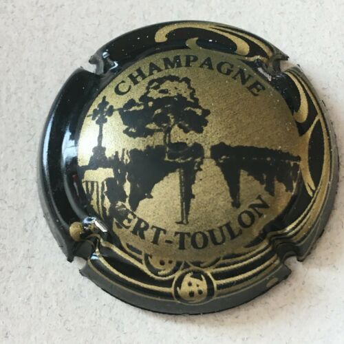 5c. Les vignes Capsule de Champagne LA GRAPPE D/'OR
