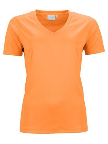 Damen Funktionsshirt Funktions T-Shirt atmungsaktiv Feuchtigkeitsregulierend