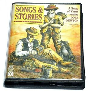 Song-amp-Stories-of-Australia-Cassette-Tape-Vintage-Music-A-Swag-of-Yarns-Read