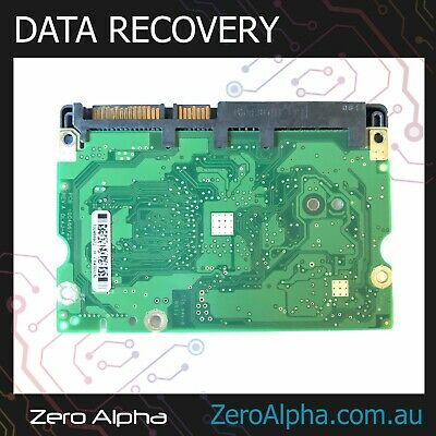 100466725 REV A Seagate DATA RECOVERY Hard Drive PCB Repair Board