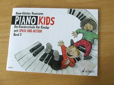 Hans-Günter Heumann Piano Kids Die Klavierschule für Kinder Band 1 Noten