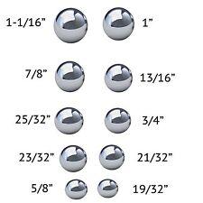 Assorted Coin Ring Making Steel Balls - Assortment Of 10 Balls