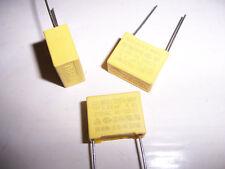 polypropylene 8.2nF 10mm ±10/% 12x3.8x8.7mm 630VDC 20X MPP-8N2R10//630 Capacitor
