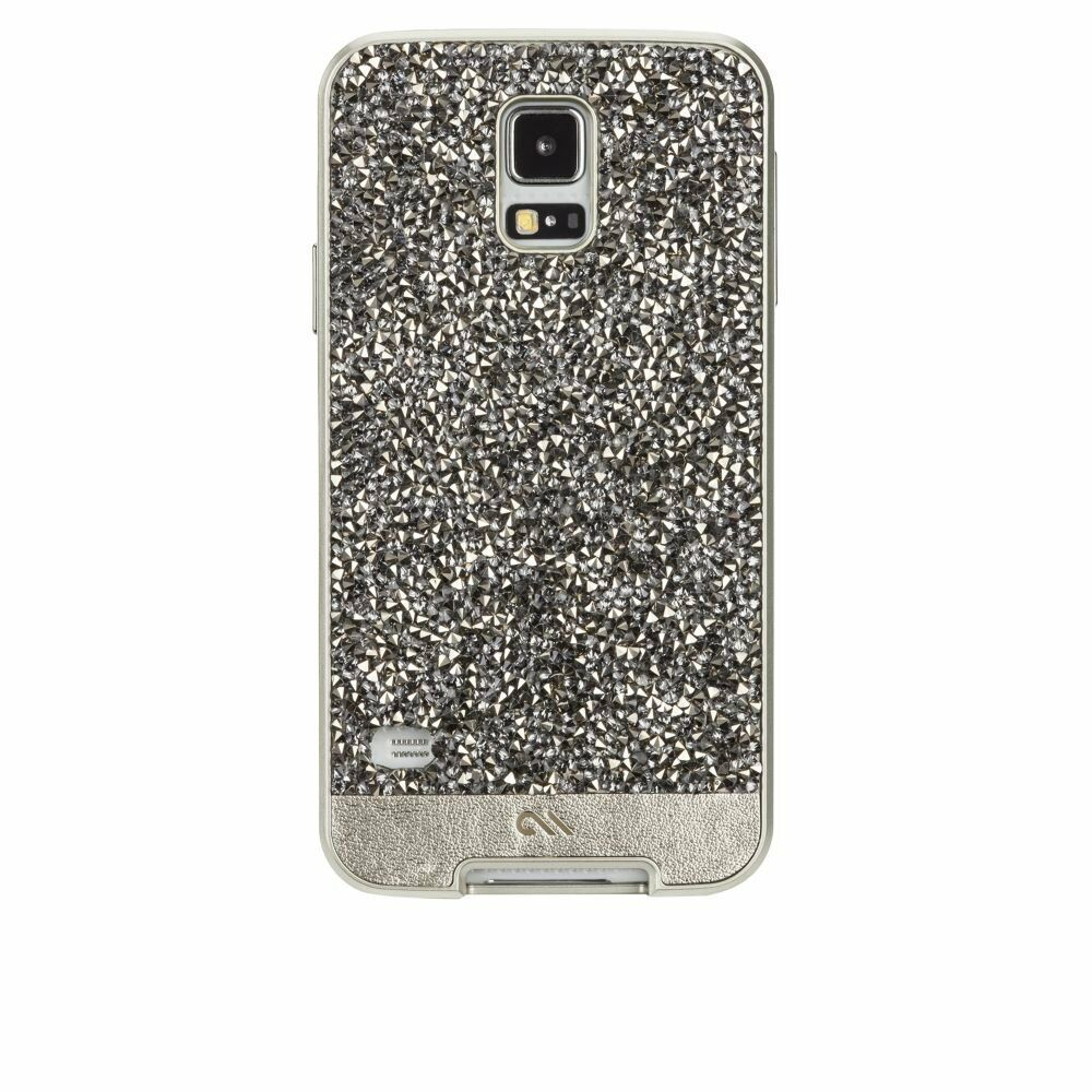 Case Mate Brilliance Samsung Galaxy S5 Hard Crystal Case Cover Champagne Gold 738516423005 | eBay