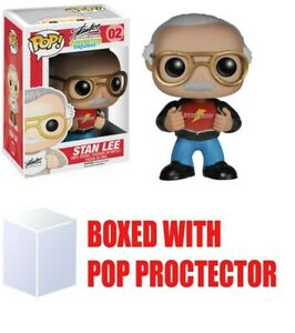 Details about 2014 CONVENTION EXCLUSIVE Funko Pop! - Supercon STAN LEE NYCC  Limited Edition