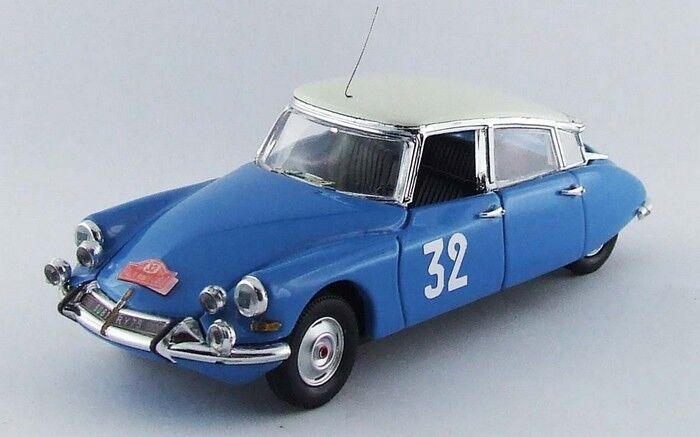 Rio RIO4444  - Citroen DS 21 1er rallye Monte Carlo - 1966   1 43