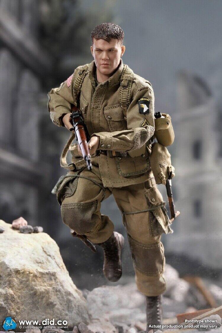 DID Dragon in Dreams 1:6TH SCALA WW2 British Airborne RESPIRATORE Borsa Charlie B