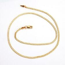 20inches 4g 18K  Yellow Gold Plated Necklace Chain Jewelry C105