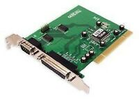 & Sealed Siig 2s1p Combo-value Jj-p21111-s4 2 Serial/1 Port $50