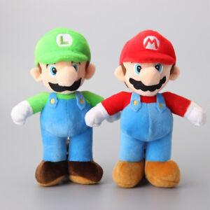 Super Mario Kuscheltier Plüschtier Stofftier Mario/&Luigi Shy Guy plüsch 16 cm