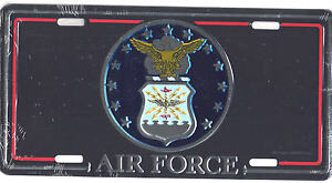 USAF-LICENSE-PLATE-AIR-FORCE