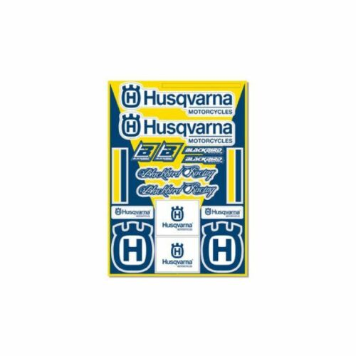 WRE 125 2T WRS 50 2T Husqvarna Aufkleber Logo//Sticker KIT Husqvarna WR 360 2T