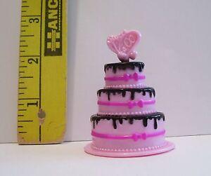 Superb Mattel Genuine Monster High Dolls Accessory Sweet 1600 Goth Funny Birthday Cards Online Aeocydamsfinfo